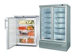 Gastro-Tiefkühlschränke