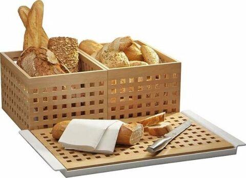 Box für BROTSTATION, 34x26x20 cm-Gastro-Germany
