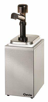 Pumpstation,1 Pumpe 3,3L-Gastro-Germany