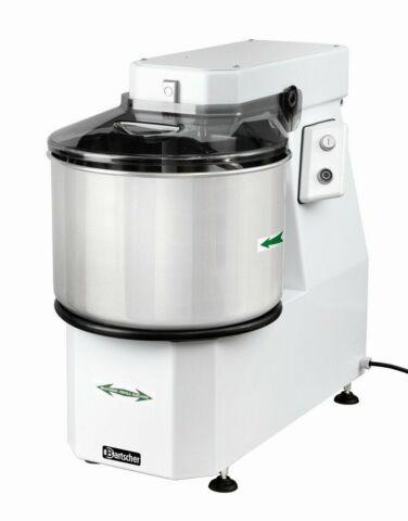 Bartscher Teigknetmaschine 12 Kg, 16L, Schwenkbar, Schüssel abnehmbar-Gastro-Germany