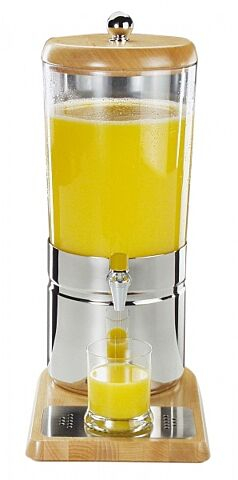 Saftdispenser WOOD TOP FRESH, 6 Liter-Gastro-Germany