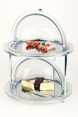 Top Fresh Set -Doppeldecker-, Ø 43,5 cm, Höhe 33 cm-Gastro-Germany
