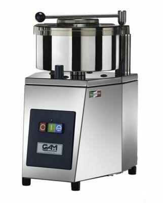 GAM Gemüseschneider Cutter ROBOT Professional  L8, 8 Liter, 230 V-Gastro-Germany