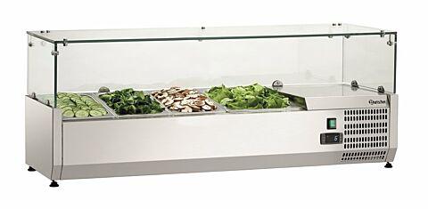 Bartscher Kühlaufsatz GL3-1200, 230 V -Gastro-Germany