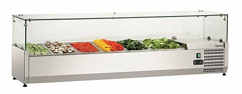 Bartscher Kühlaufsatz GL3-1500, 230 V -Gastro-Germany