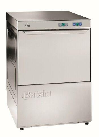 Bartscher Spülmaschine Deltamat TF 50 LR, mit Laugenpumpe und Reinigerdosierpumpe-Gastro-Germany