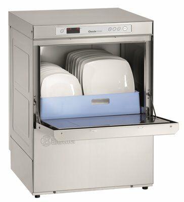 Bartscher Geschirrspülmaschine TF517, mit Klarspüldosierpumpe-Gastro-Germany