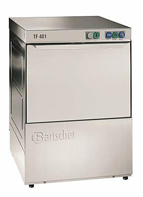 Gläserspülmaschine Spülmaschine Bartscher Deltamat TF 401 W-Gastro-Germany