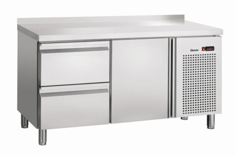 Bartscher Kühltisch S2T1-150 MA, 230 V -Gastro-Germany