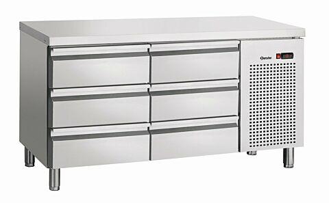 Bartscher Kühltisch S6-100, 230 V -Gastro-Germany