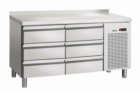 Bartscher Kühltisch S6-100 MA, 230 V -Gastro-Germany