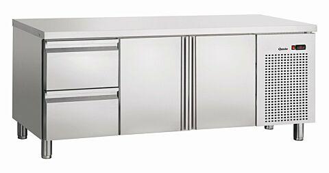 Bartscher Kühltisch S2T2-150, 230 V -Gastro-Germany