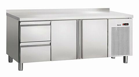 Bartscher Kühltisch S2T2-150 MA, 230 V -Gastro-Germany