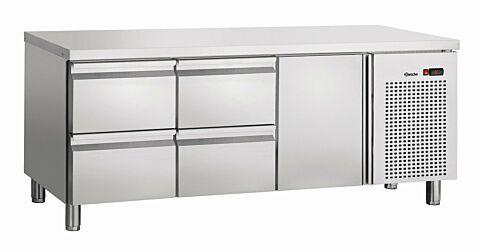 Bartscher Kühltisch S4T1-150, 230 V -Gastro-Germany