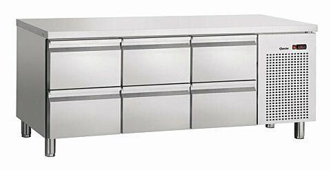 Bartscher Kühltisch S6-150, 230 V -Gastro-Germany