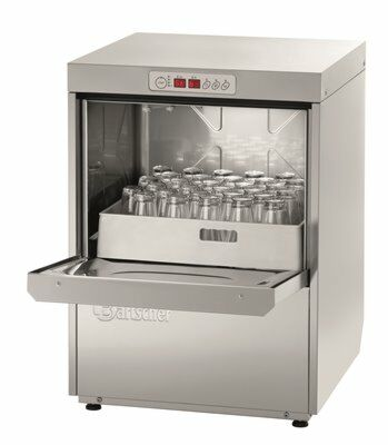 Bartscher Spülmaschine Deltamat TF 526 LPWR, Laugenpumpe, Wasserenthärter-Gastro-Germany