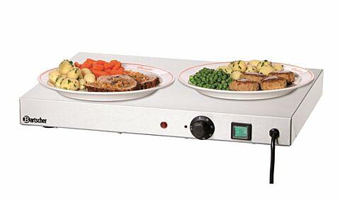 Bartscher Warmhalteplatte Breite 500mm-Gastro-Germany