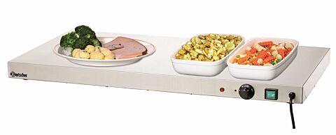 Bartscher Warmhalteplatte Breite 900mm-Gastro-Germany