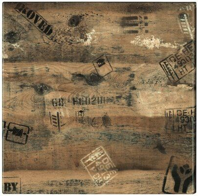Werzalit Tischplatte 80x80 cm, Ex Works PG II-Gastro-Germany
