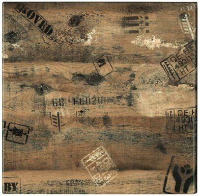Werzalit Tischplatte 120x80 cm, Ex Works PG II-Gastro-Germany