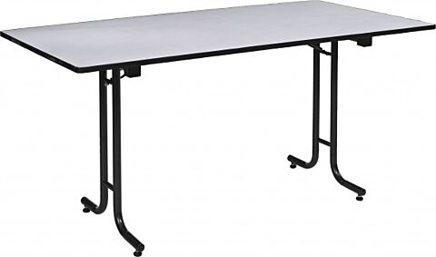 Tisch 122 x 76 cm, 19 mm stark Multiplex-Gastro-Germany
