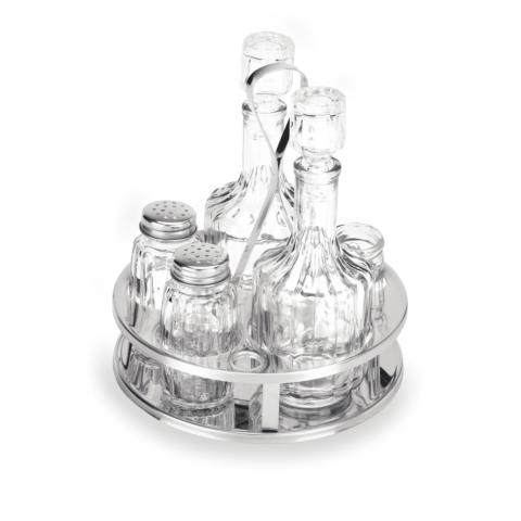 Essig und Öl, Zahnstocherglas, Salz und Pfeffer 12 Stück-Gastro-Germany