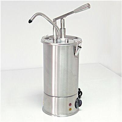 Saucenspender / Dosierspender mit Wärmefunktion 3 Liter von Schneider-Gastro-Germany
