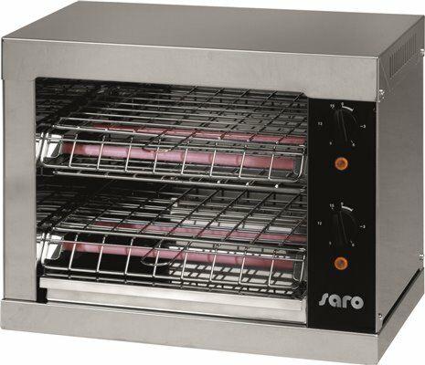 SARO Toaster BUSSO T2-Gastro-Germany
