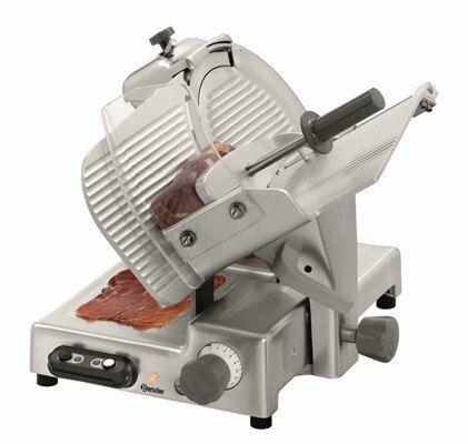 Bartscher Aufschnittmaschine PRO 300-G, 230V, 0,3kW-Gastro-Germany