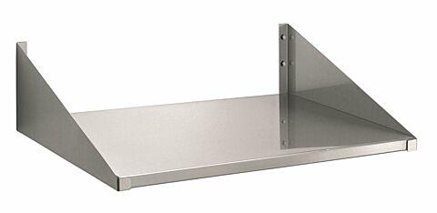 Wandbord 520x400mm, CNS,520x400x150 mm-Gastro-Germany