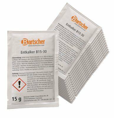 Entkalker B15-30, 30 x 15 g -Gastro-Germany