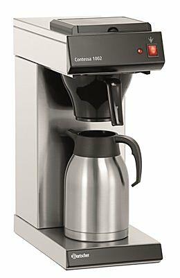 """Bartscher Kaffeemaschine """"Contessa 1002"""", 1,9kW-Gastro-Germany"""