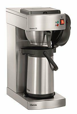 """Bartscher Kaffeemaschine """"Aurora 22"""", 1,9kW-Gastro-Germany"""