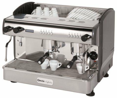 Bartscher Kaffeemaschine Kaffeevollautomat Coffeeline G2-Gastro-Germany
