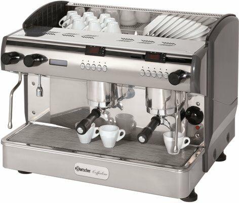 Bartscher Kaffeevollautomat Coffeeline G2 plus mit 3 Kesseln-Gastro-Germany