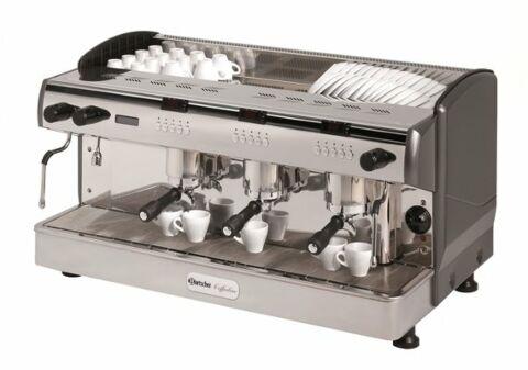 Bartscher Kaffeevollautomat Kaffeemaschine Coffeeline G3 plus mit 4 Kesseln-Gastro-Germany