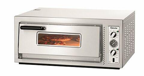 Bartscher Pizzaofen NT 621 T, 620x620 für 4 Pizzen Ø 30 cm-Gastro-Germany