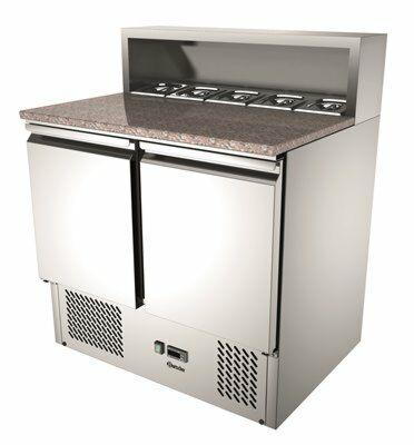 Bartscher Pizza-Saladette 900T2, 260 Liter, 230 V -Gastro-Germany