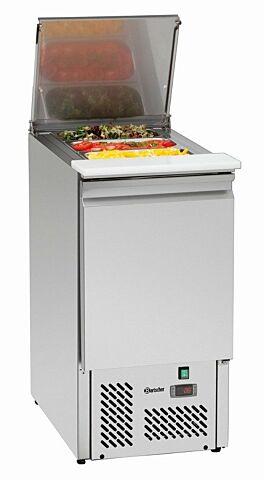 Bartscher Saladette 438T1, 140 Liter, 230 V -Gastro-Germany