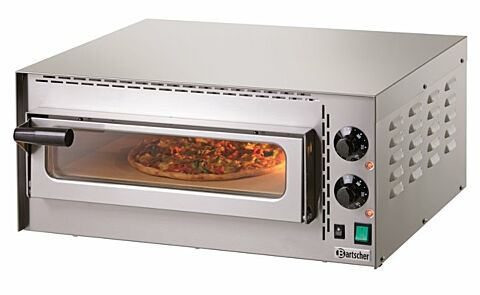 Pizzaofen Mini Plus für 1 Pizza Ø 35 cm, 570x470x250 mm-Gastro-Germany
