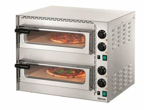 "Pizzabackofen ""Mini Plus 2""-Gastro-Germany"