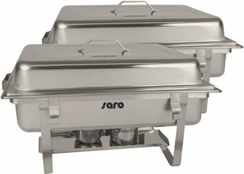 SARO Chafing Dish Twin-Pack ELENA-Gastro-Germany