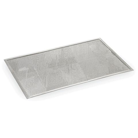 Pizza Screen, 60 x 40 cm, Aluminium-Gastro-Germany