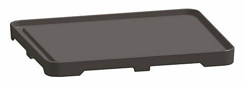 Bratplatte 700-G, 575x375x38mm-Gastro-Germany