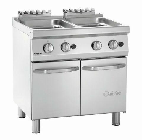 Bartscher Gas-Teigwarenkocher Serie 700-Gastro-Germany