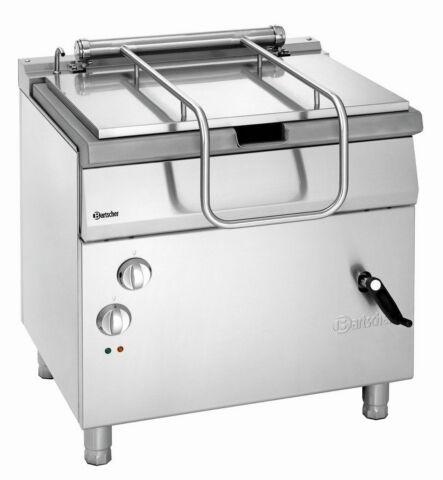 Bartscher Kippbratpfanne Elektro Serie 700, 50 Liter-Gastro-Germany