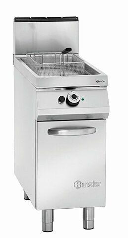 Bartscher Gas-Fritteuse, 20 Liter, 400x900x900-950mm, 18 kW-Gastro-Germany