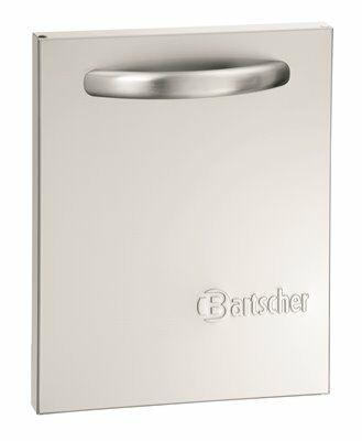Bartscher Tür 900R, rechts Anschlag, 391x95x501mm-Gastro-Germany