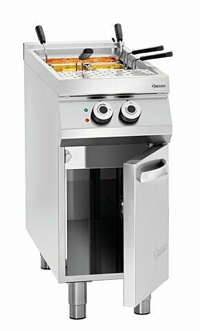 Bartscher Elektro-Nudelkocher, 1 Becken 40 L, 400x900x900-950 mm-Gastro-Germany