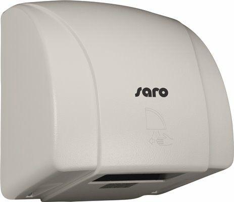 SARO Händetrockner SIROCCO GSX 1800-Gastro-Germany